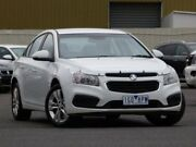 2015 Holden Cruze JH Series II MY16 Equipe White 6 Speed Sports Automatic Sedan Diggers Rest Melton Area Preview