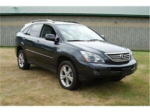 2008 Lexus RX400H Hybrid - $16995.00–Hybrid Technology, Loaded!
