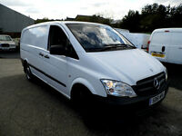 Mercedes-Benz Vito 2.1TD 113CDI Panel Van SD61 WRG
