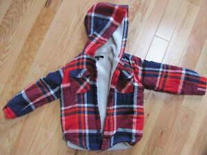Boys size 6X Coat
