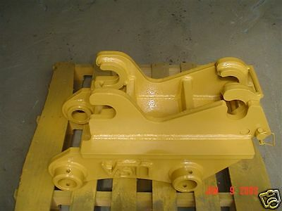 Quick Coupler For 24000 - 30000 Lb Excavator New Usa Attachments