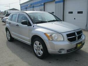 2008 DODGE CALIBER SXT,ONLY 114KM. SAFETY&WARRANTY $5,450