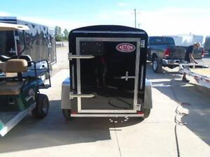 Small but Mighty! 4x6 Enclosed Atlas - Best Bang For Your Buck!! London Ontario image 3