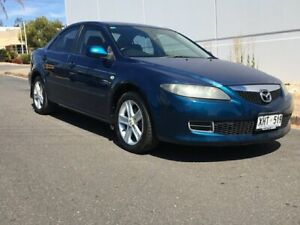 2005 Mazda 6 GG1031 MY04 Classic 4 Speed Sports Automatic Sedan Blair Athol Port Adelaide Area Preview