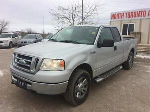 2008 FORD F-150 - 4X4 - POWER OPTIONS - ALLOY RIMS