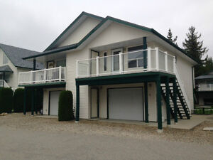 Waterfront Duplex Condo on Mara Lake, in Sicamous