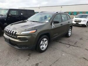 2015 Jeep Cherokee SPORT - CRUISE * A/C * POWER WINDOWS