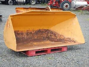 Side Dump Loader Bucket