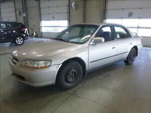 1998 Honda Accord 2.4l Auto