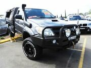 2007 Toyota Hilux KUN26R MY07 SR5 Xtra Cab Grey 5 Speed Manual Utility Colyton Penrith Area Preview