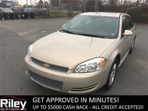 2012 Chevrolet Impala LS STARTING AT $94.23 BI-WEEKLY