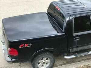 box cover. Hard shell tonneau cover for F-150