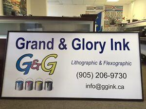 Banner Printing , Large Format Printing,Rollup Banner Oakville / Halton Region Toronto (GTA) image 3