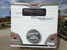 2011 Family van Jayco Starcraft Leopold Geelong City Preview