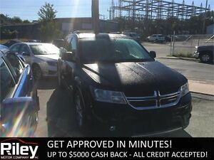2014 Dodge Journey R/T STARTING AT $163.40 BI-WEEKLY