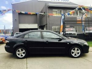 2006 Mazda 6 GG 05 Upgrade Classic 5 Speed Auto Activematic Hatchback