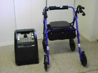 Concentrator and Walker