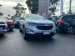2018 Holden Equinox EQ MY18 LT FWD Silver 9 Speed Sports Automatic Wagon Lilydale Yarra Ranges Preview