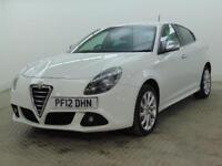 2012 Alfa Romeo Giulietta JTDM-2 VELOCE S/S Diesel white Manual