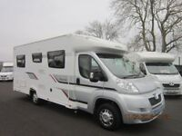 2012 ELDDIS MAJESTIC 165 3 BERTH FIXED BED MINT CONDITION MOTORHOME ANDERSON MOTORHOME SALES.
