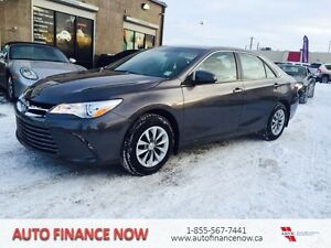 2017 Toyota Camry LOW KMS FACTORY WARRANTY BUY HERE PAY HERE