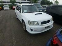 2004 Subaru Forester STI Hatchback Petrol Manual