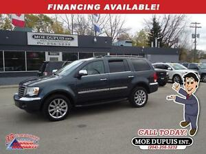 2008 Chrysler Aspen Limited,BEAUTIFUL LUXURY SUV!!