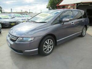 2007 Honda Odyssey 20 MY06 Upgrade Luxury 7 Seater !! 5 Speed Sequential Auto Wagon Granville Parramatta Area Preview