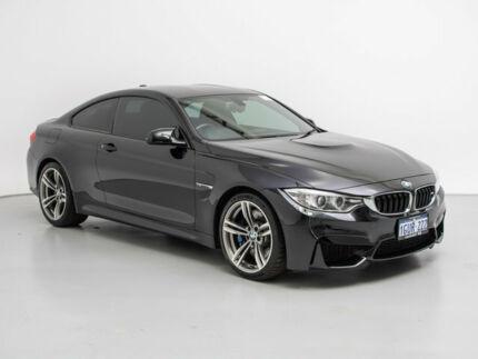 2015 BMW M4 F82 MY15 Black 7 Speed Auto Dual Clutch Coupe Jandakot Cockburn Area Preview