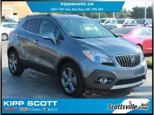 2014 Buick Encore CX AWD, Premium Audio, Roof Cross Rails