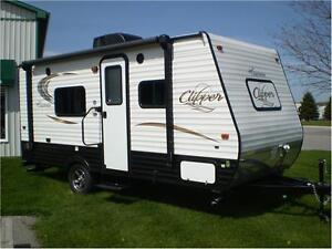 ALL NEW 2017 COACHMEN CLIPPERS ULTRA LITE Windsor Region Ontario image 6