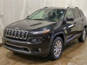 2014 Jeep Cherokee Limited 4WD w/ Navigation, Backup Camera
