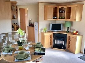3 bedroom extra wide caravan, sited right on the beautiful porthcawl beach, CF36 5NG - Birmingham,