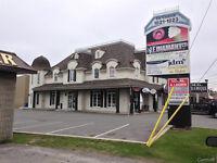 Local à louer, Chemin Gascon entre la 640 et la 25, Terrebonne.