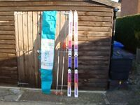 Head GX Scorpio 190 SKI's, bindings ,poles and bag