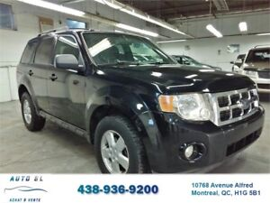 ***2009 FORD ESCAPE XLT***4 CYLINDRES/4WD/AUTO./IMPECCABLE