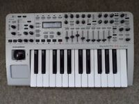 NOVATION X STATION / REMOTE 25 AUDIO SYNTH / MIDI CONTROLLER / MIXER / AUDIO IN