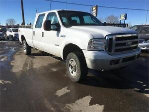 2006 Ford Super Duty F-350 SRW XLT FX4 LEATHER WITH POWER LEFT G