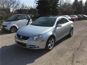 2007 Volkswagen Eos 2.0T, safety & ETEST for ON or QC INCL.