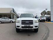 2008 Ford Ranger XL - Hi-Rider XL - Hi-Rider White Automatic Dual Cab Utility Goulburn Goulburn City Preview