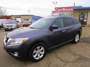 2014 Nissan Pathfinder S 7 Passanger 4WD Spacious Easy Financing