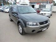2007 Ford Territory SY TX Grey 4 Speed Sports Automatic Wagon Gepps Cross Port Adelaide Area Preview