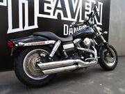 2009 Harley-Davidson DYNA FAT BOB 96 (FXDF) Road Bike 1584cc Dandenong Greater Dandenong Preview