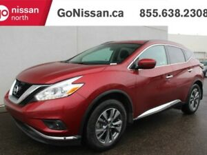 2017 Nissan Murano SV: NAVIGATION, HEATED SEATS, PANORAMIC ROOF,