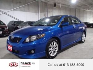 2010 Toyota Corolla TYPE S WITH ROOF