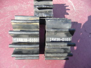 chrysler marine sherwood water pump impellers
