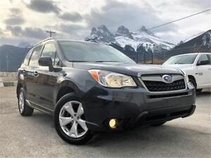 2015 Subaru Forester Conv PZEV | CLEAN CARFAX | LOW KMS