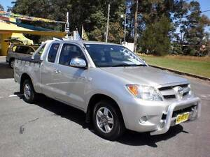 2005 Toyota Hilux Ute Coffs Harbour Coffs Harbour City Preview