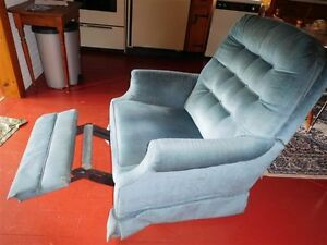 Chair and recliner