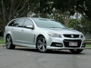 2014 Holden Commodore VF MY14 SV6 Sportwagon Silver 6 Speed Sports Automatic Wagon